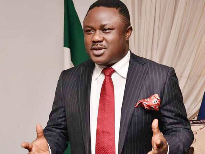 cross river governor-sinzuulive