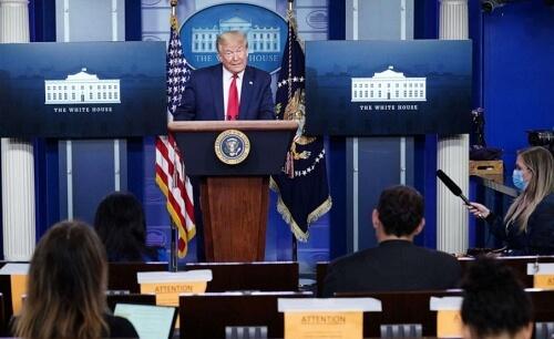 Trump pressure Governors- sinzuuliveblog