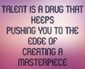 Talent- sinzuuliveblog