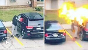 Michigan Pyromaniac Woman- sinzuuliveblog