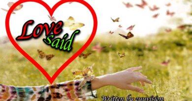Love Said