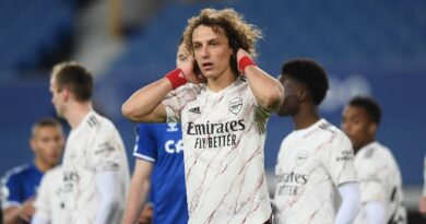 Footballer, David Luiz to leave Arsenal at the end of the season after agreement with the club
