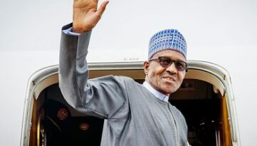 President Buhari jets off to London for Education summit and medical checkup