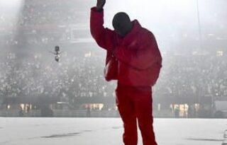 Kanye West living in Atlanta's Mercedes-Benz Stadium until he finishes 'Donda' album