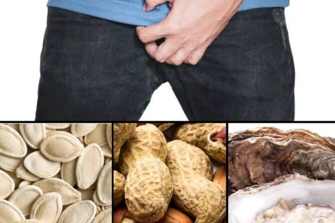 Foods men should consume
