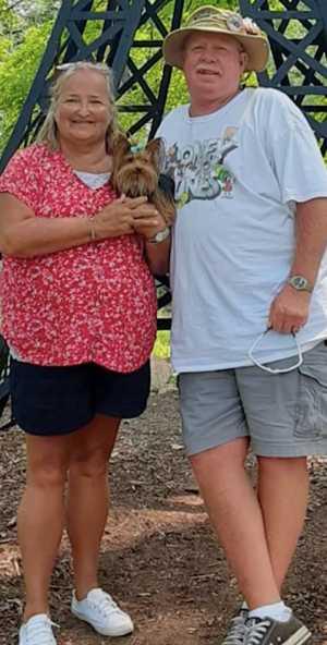 vaccinated Michigan couple