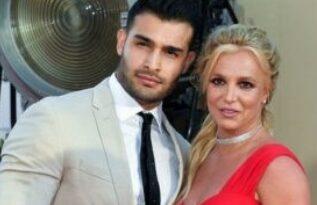 Britney Spears's boyfriend