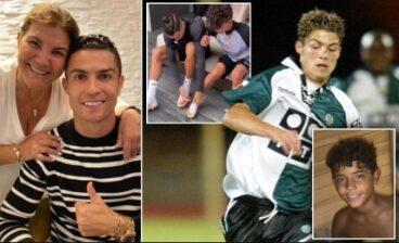 Cristiano Ronaldos mother