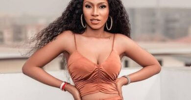 Reality star, Mercy Eke releases sultry photos with her backside on display ahead of her 28th birthday tommorow