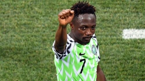 Super Eagles captain Musa