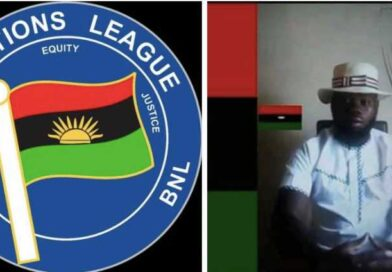pro-Biafra group