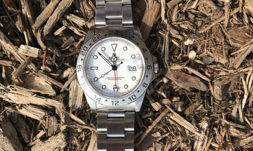 """3 Years with my Rolex Explorer II. Joys of """"Semi-Vintage"""" Watch Ownership."""