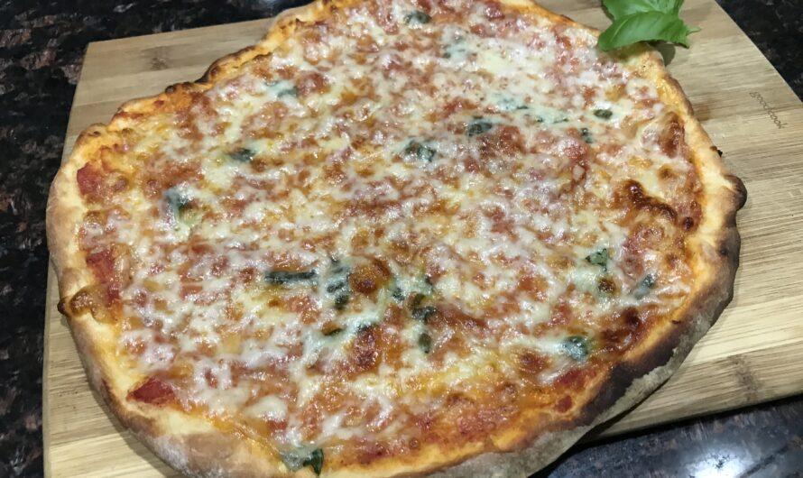 Homemade Pizza Technique