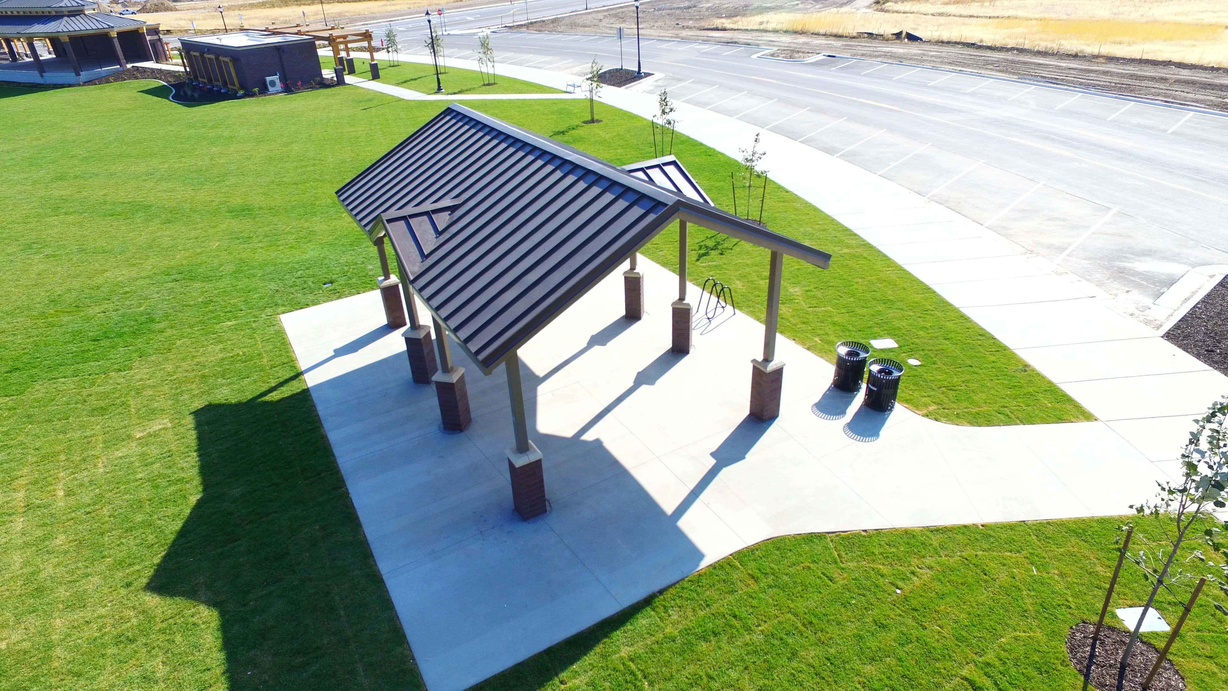 J Lynn Crane Park Pavilion