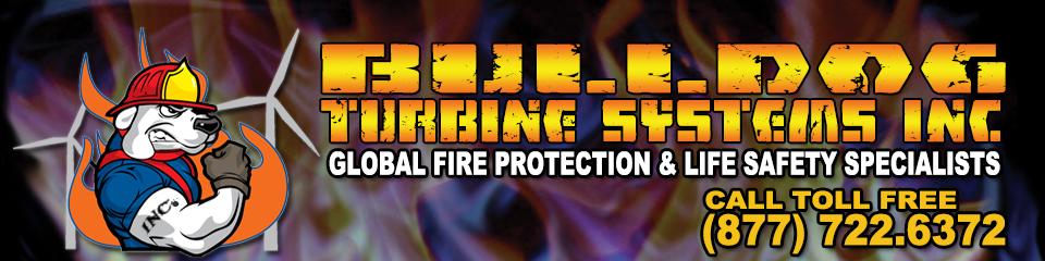 Bulldog Turbine Systems | Wind Turbine Fire Protection & Suppression