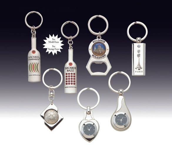 Designer Key Tags