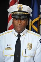 Tommy Clark, Jr., Chief of Police