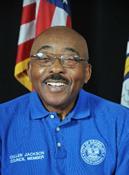 Cullen Jackson, Council Member