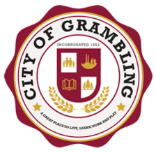Welcome to the City of Grambling Louisiana! A great place to live, work, & play.