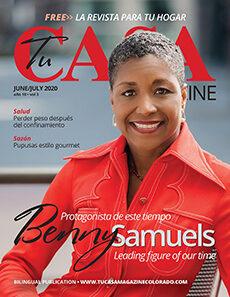 Tu Casa Magazine, Junio - Julio 2020