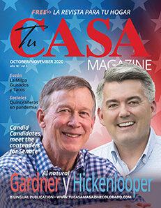 Tu Casa Magazine, Octubre y Noviembre 2020