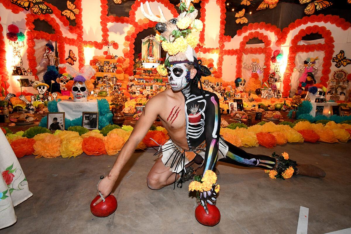 Exitoso Festival del Día de Muertos