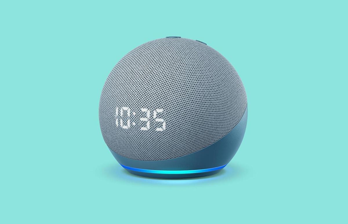 Nuevo Echo Dot de cuarta generación