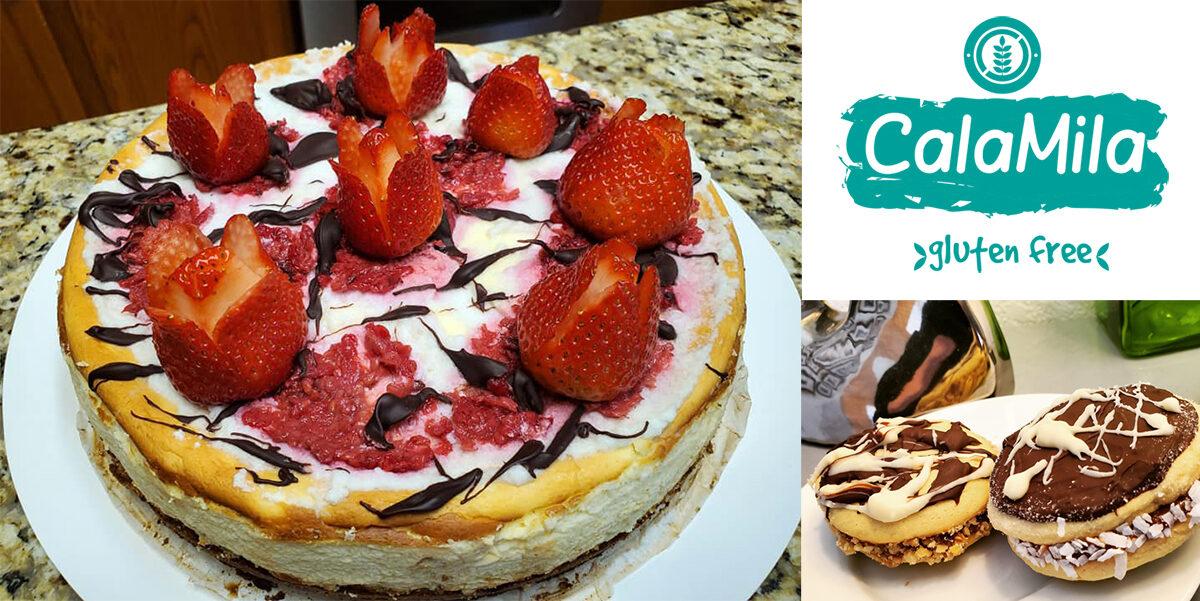 La pastelería gluten free de Virginia García