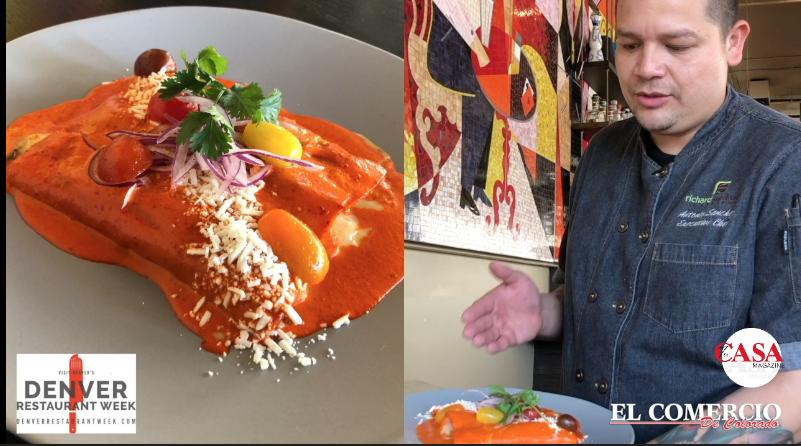 Tamayo, la mejor cocina mexicana en Larimer Square