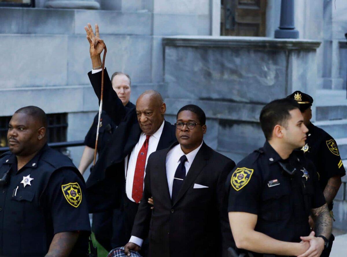 Causa indignación liberación de Bill Cosby