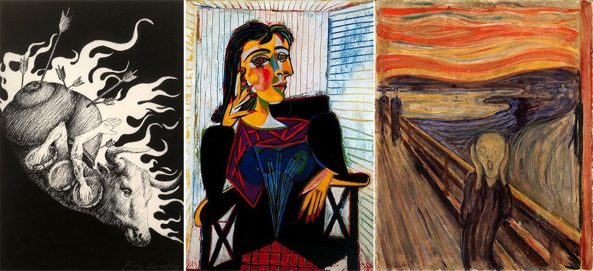 Reflexiones acerca del arte y la creación artística
