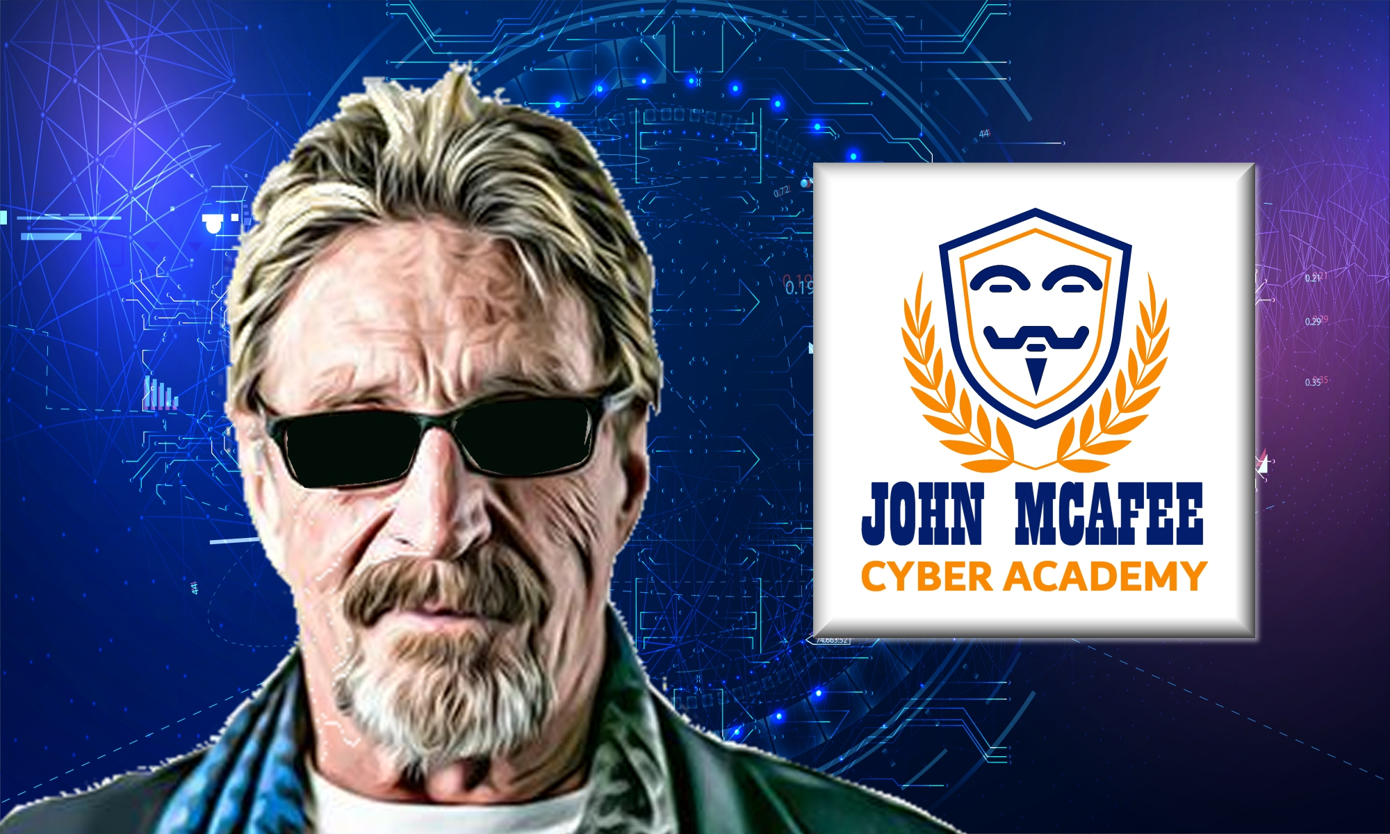 John McAfee Cyber Academy
