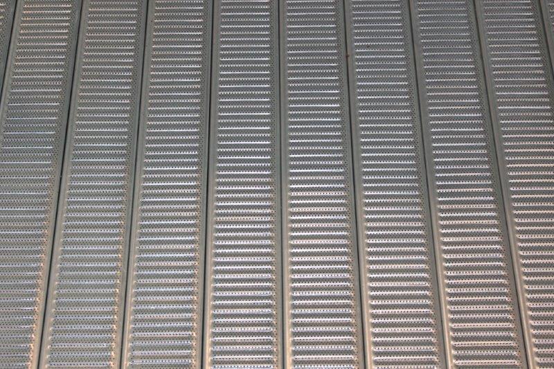 Heavy Duty Perforated Bin Floor
