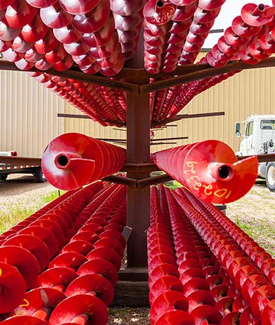 Unloading and Custom Augers