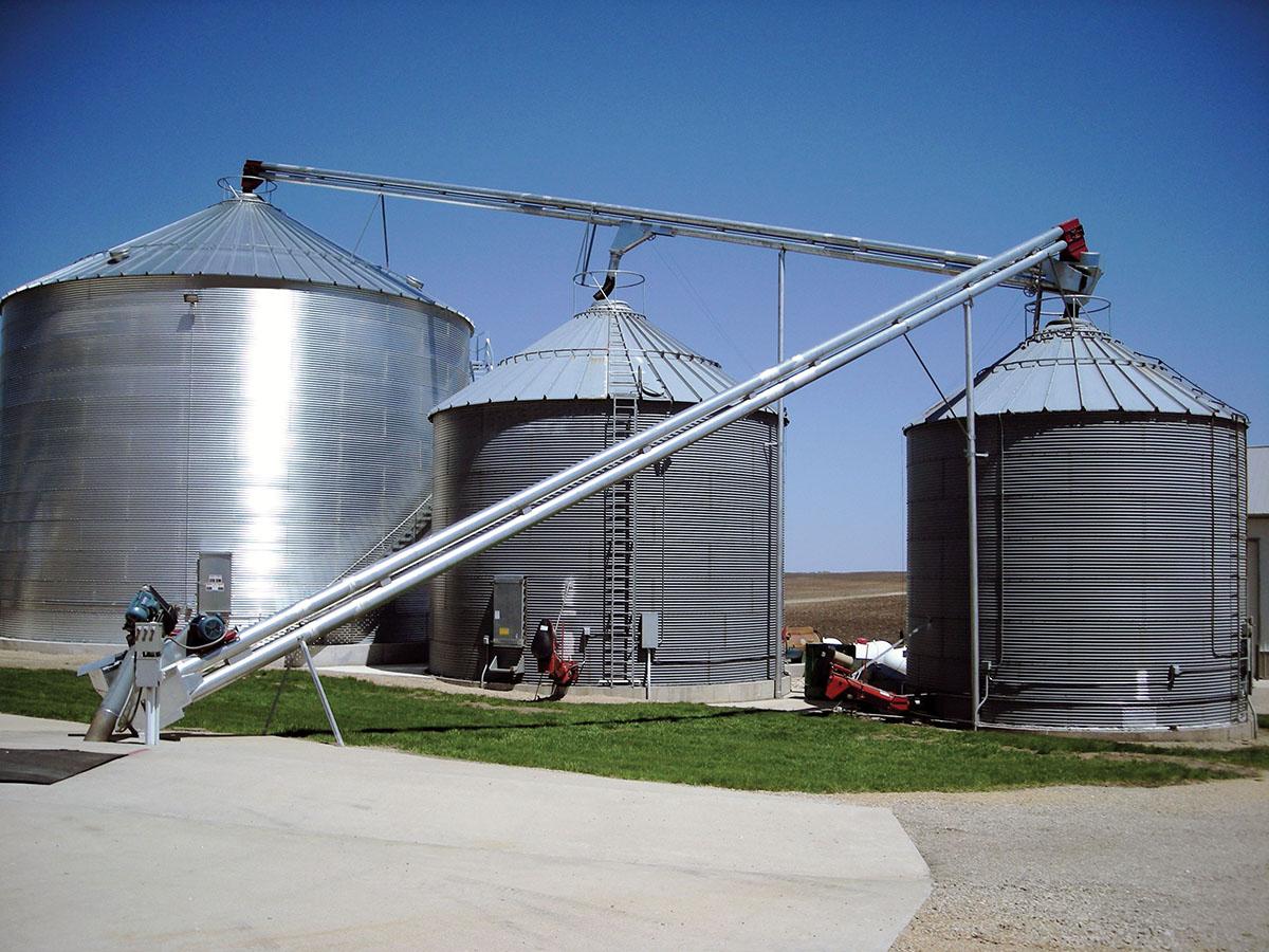 Stationary Grain Pumps