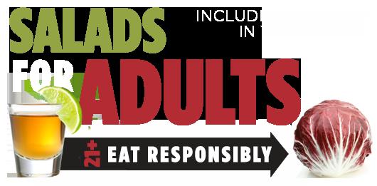 Salad for Adults - Radicchio
