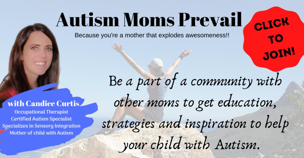 #autismmoms, #autismcommunity, #parentingautism