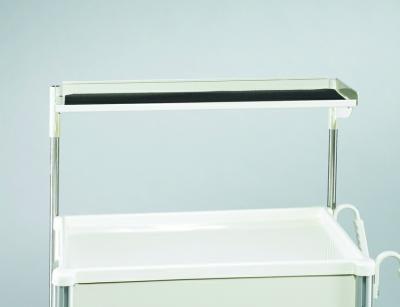 Medical Cart Accessories - Shelving - Narrow Single Shelf