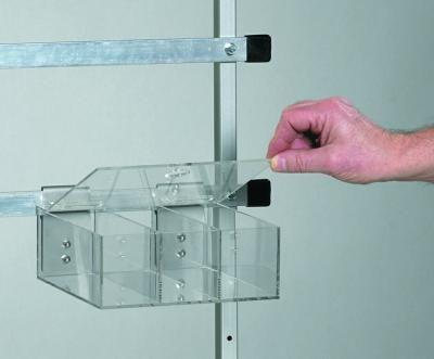 Medical Cart Accessories - Standard - Divider Organizer