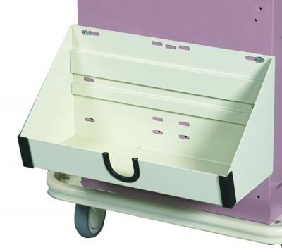 Medical Cart Accessories - Standard - Suction Unit Holder
