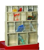 Medical Cart Accessories - Storage Standard - Tilt Bins