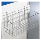 Medical Cart Accessories - Wire Baskets - Basket TWB-5