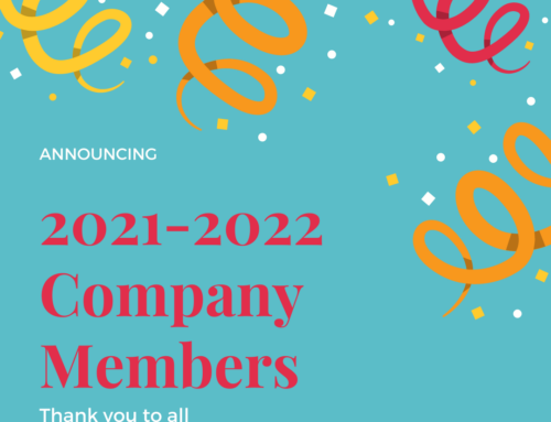 Announcing 2021-2022 Company!