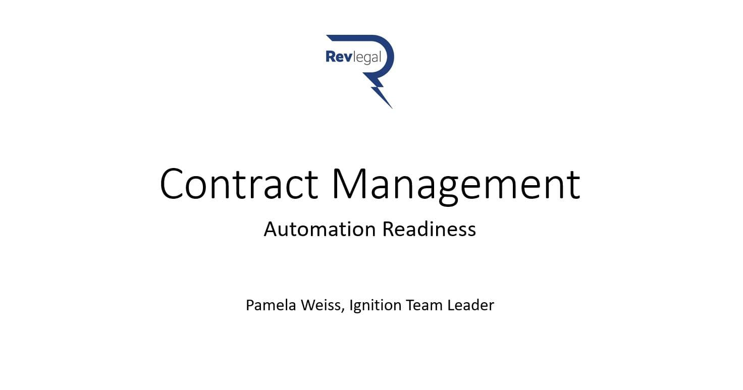 contract manager