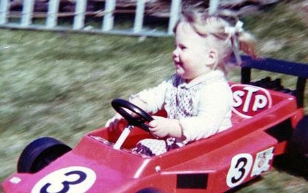Renee-Dupuis-Pedal-Car
