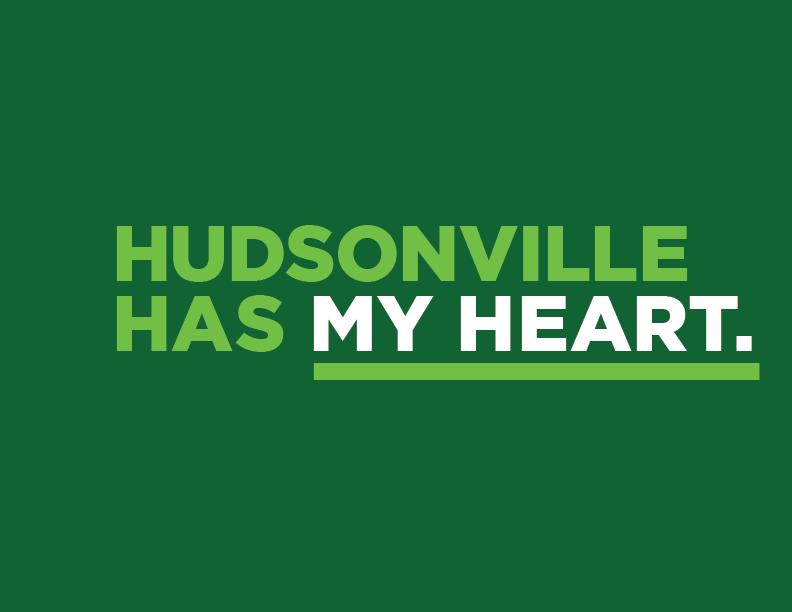 #hudsonvillehasmyheart Hudsonville Michigan