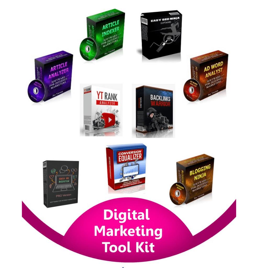 Digital Tool Kit l Chiramel Ventures