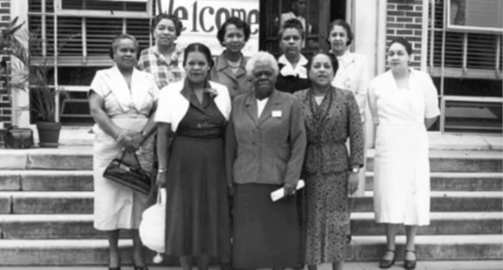 Just Imagine: National Council of Negro Women Bethune-Height Recognition Program