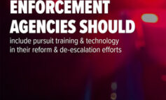 Why law enforcement agencies should include pursuit training and technology in their reform and de-escalation efforts (eBook)