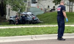 Crash that killed two teens may have been part of a 'game' to flee police, chief says